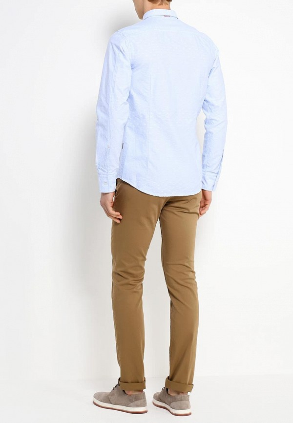 Рубашка с длинным рукавом Boss Orange 50282666: изображение 4