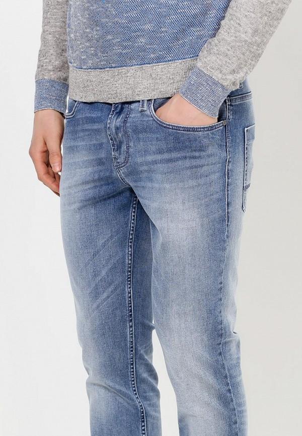 Зауженные джинсы Boss Orange 50283029: изображение 2