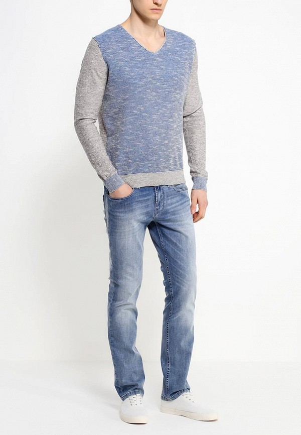 Зауженные джинсы Boss Orange 50283029: изображение 3