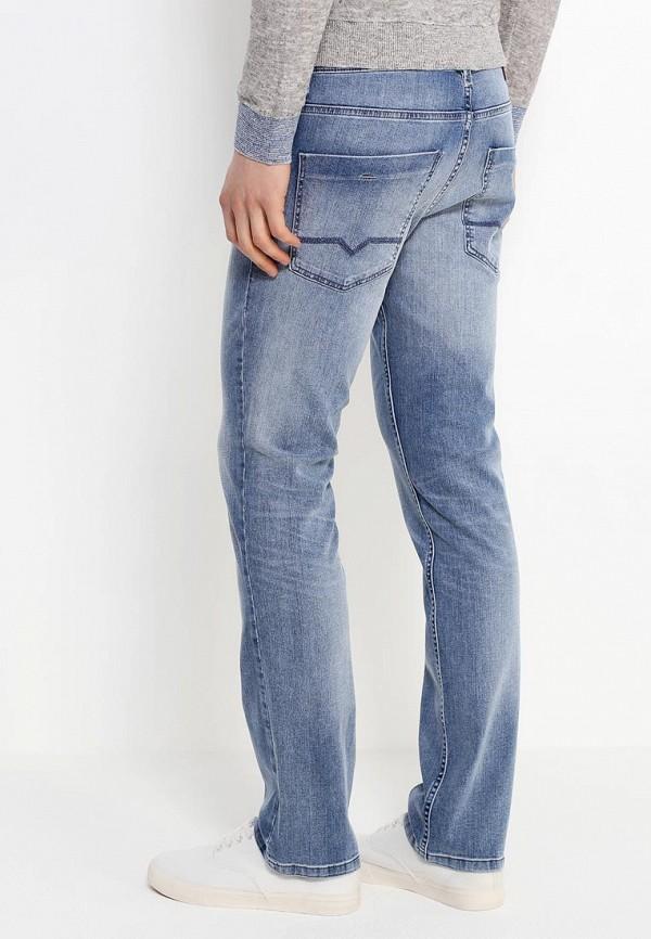 Зауженные джинсы Boss Orange 50283029: изображение 4