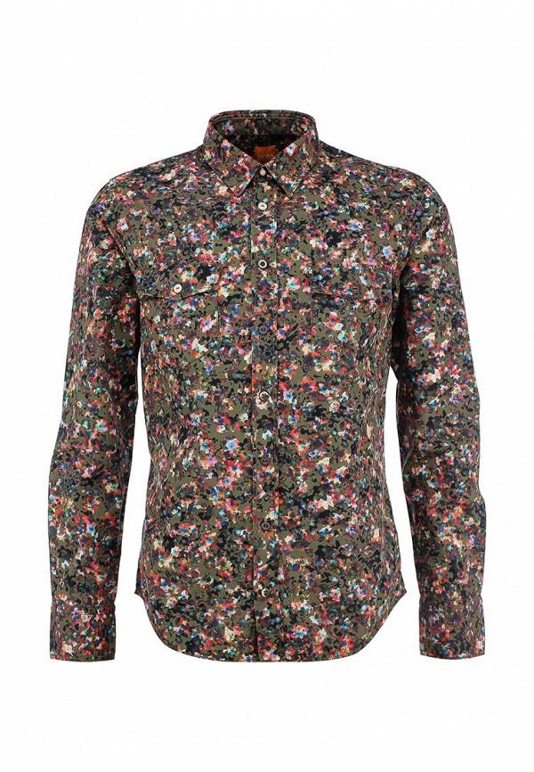 Рубашка с длинным рукавом Boss Orange 50283108: изображение 1