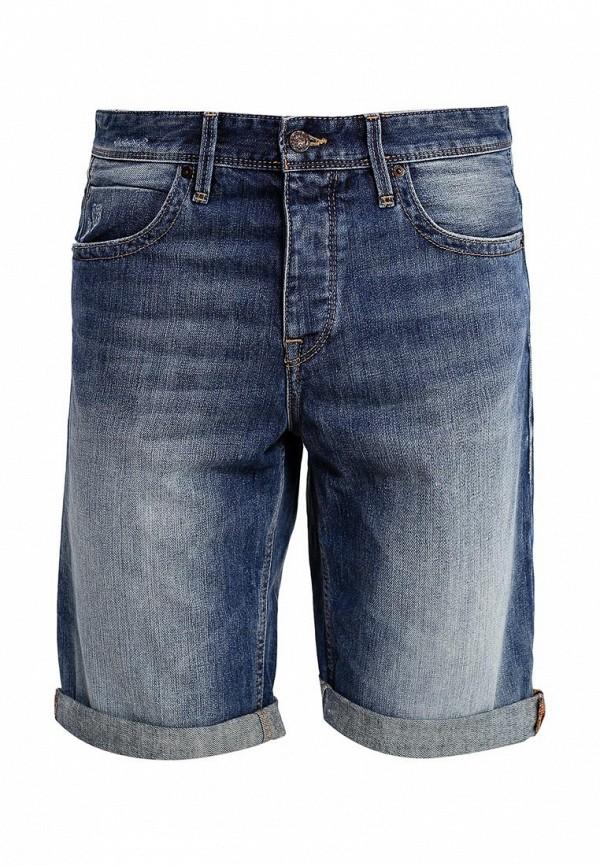 Мужские джинсовые шорты Boss Orange 50283116: изображение 1