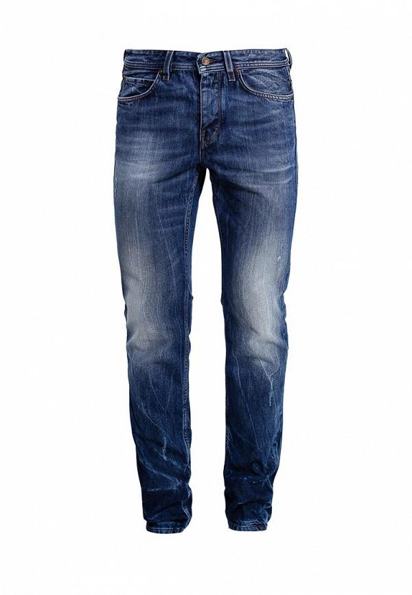 Зауженные джинсы Boss Orange 50283136: изображение 1