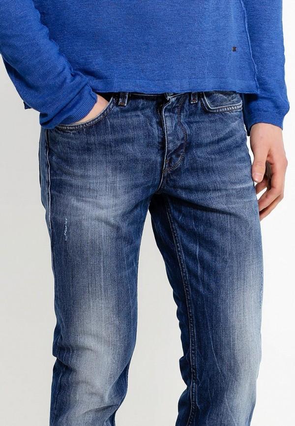Зауженные джинсы Boss Orange 50283136: изображение 2