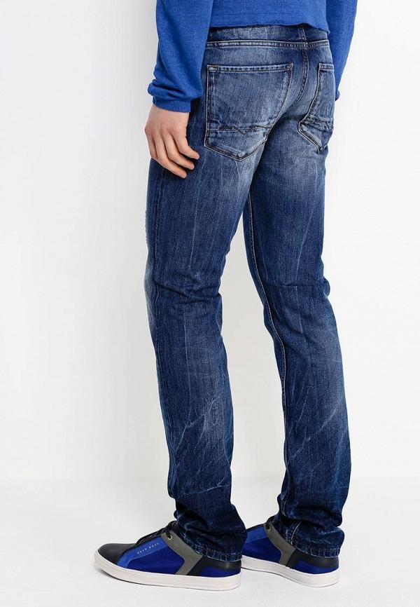 Зауженные джинсы Boss Orange 50283136: изображение 4