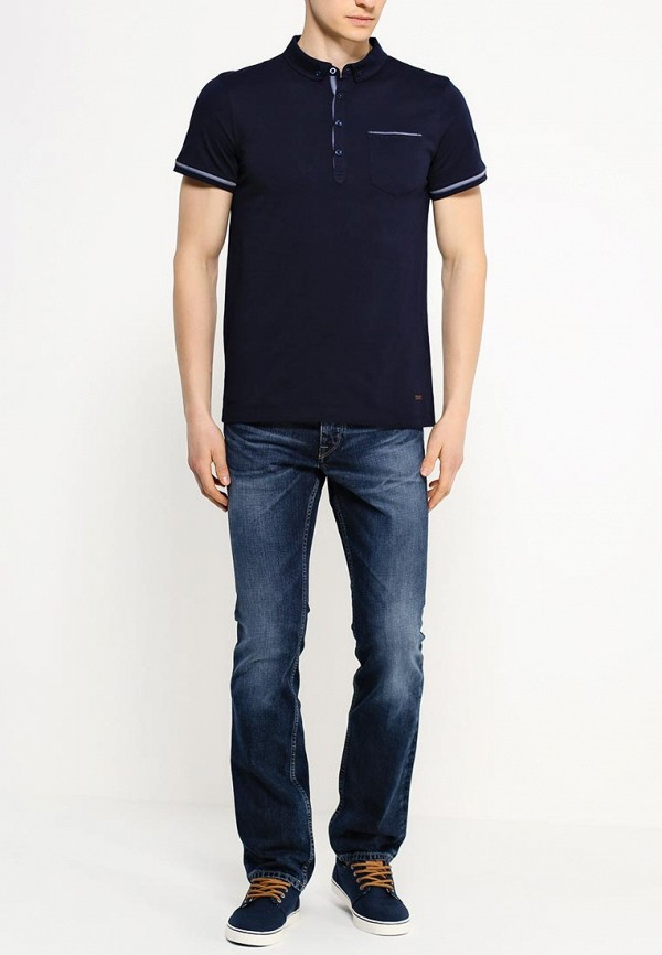 Мужские прямые джинсы Boss Orange 50290373: изображение 3
