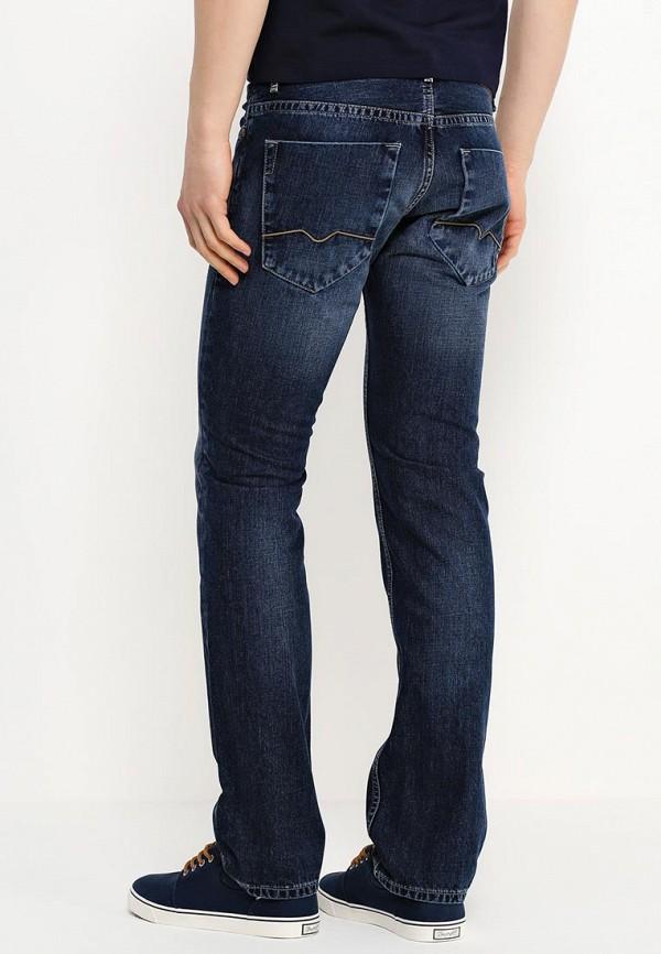 Мужские прямые джинсы Boss Orange 50290373: изображение 4