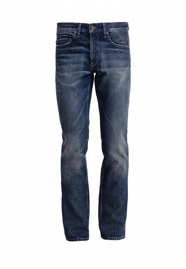 Мужские прямые джинсы Boss Orange 50290363: изображение 1