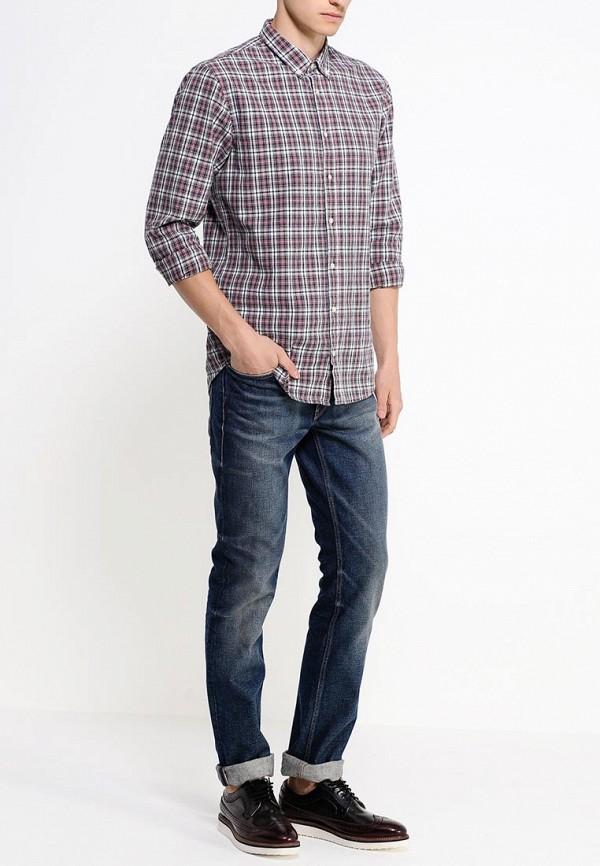 Мужские прямые джинсы Boss Orange 50290363: изображение 3
