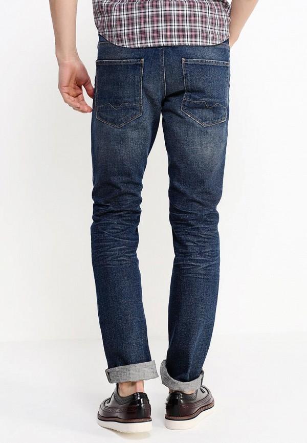 Мужские прямые джинсы Boss Orange 50290363: изображение 4
