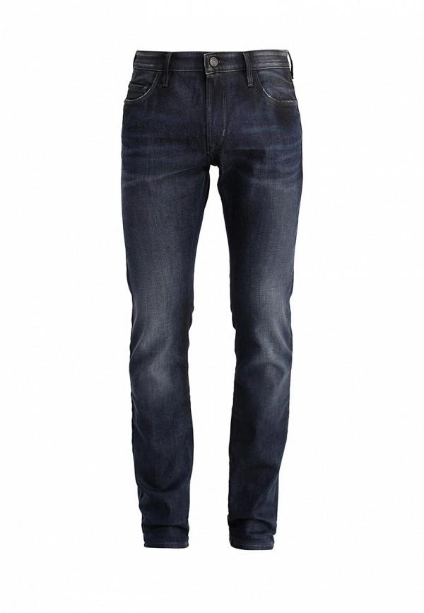 Зауженные джинсы Boss Orange 50290369: изображение 1