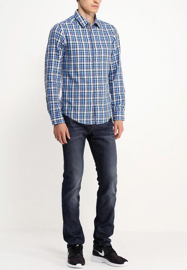 Зауженные джинсы Boss Orange 50290369: изображение 3