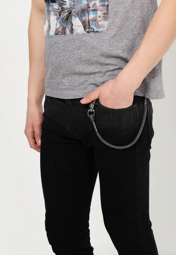 Зауженные джинсы Boss Orange 50290377: изображение 2