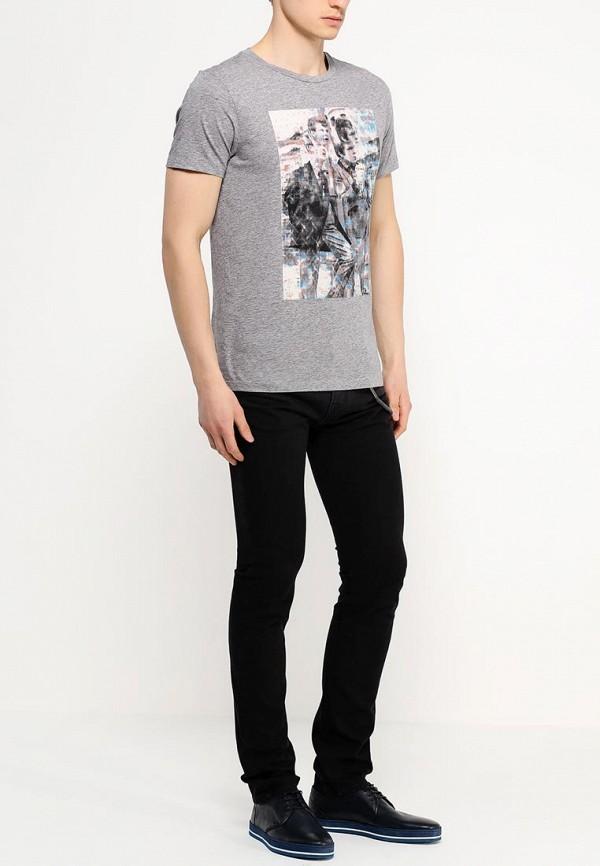 Зауженные джинсы Boss Orange 50290377: изображение 3
