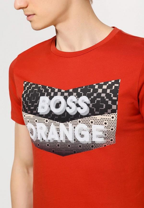 Футболка с коротким рукавом Boss Orange 50290754: изображение 2
