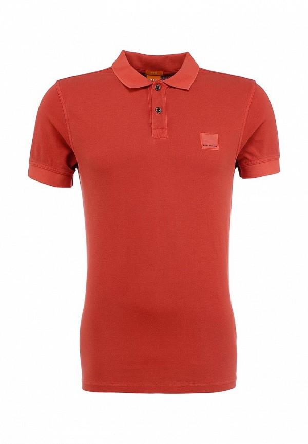 Мужские поло Boss Orange 50249531: изображение 20