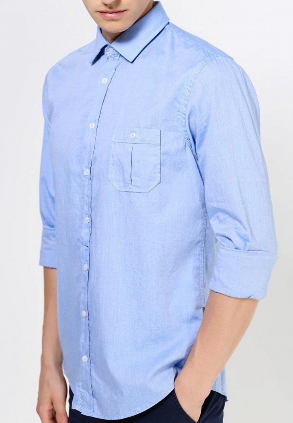 Рубашка с длинным рукавом Boss Orange 50289175: изображение 3