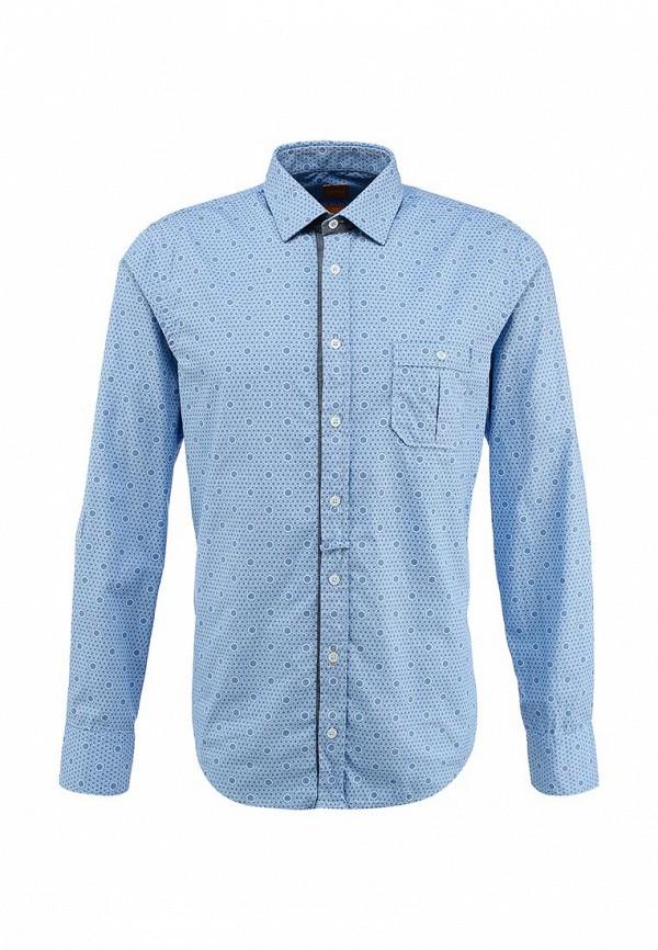 Рубашка с длинным рукавом Boss Orange 50289176: изображение 1