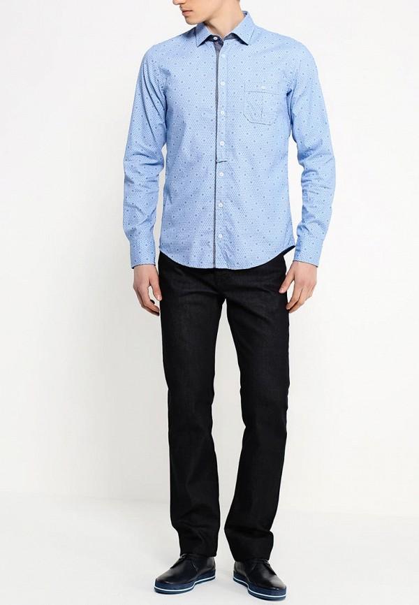 Рубашка с длинным рукавом Boss Orange 50289176: изображение 3