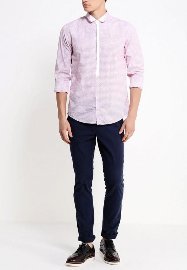 Рубашка с длинным рукавом Boss Orange 50289541: изображение 4