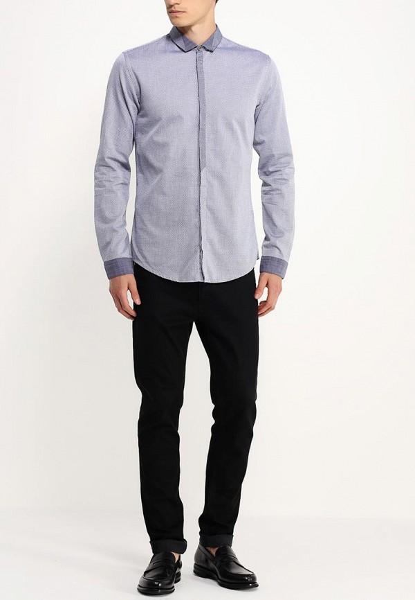 Рубашка с длинным рукавом Boss Orange 50289249: изображение 3