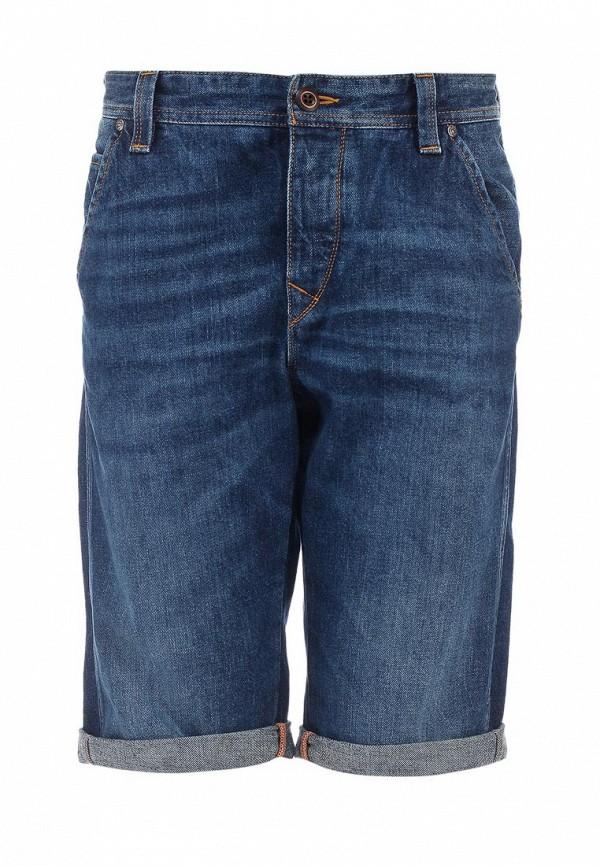 Мужские джинсовые шорты Boss Orange 50238252: изображение 1