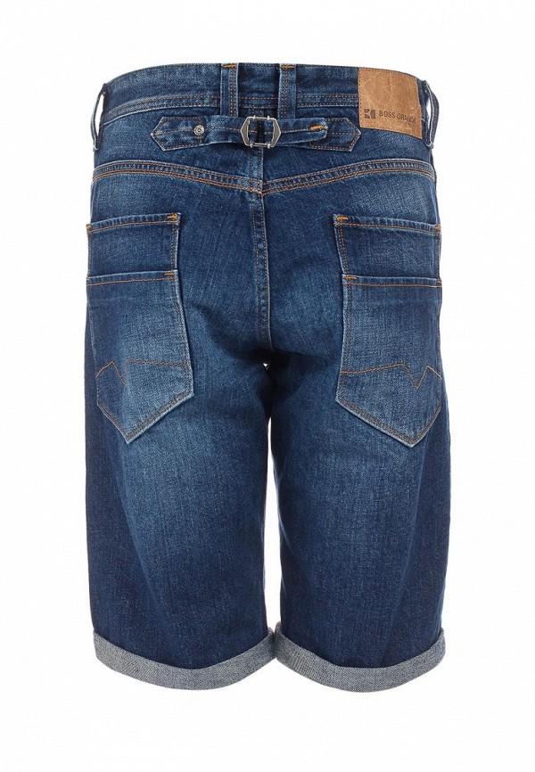 Мужские джинсовые шорты Boss Orange 50238252: изображение 2