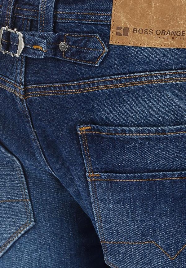 Мужские джинсовые шорты Boss Orange 50238252: изображение 3