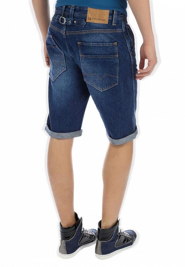 Мужские джинсовые шорты Boss Orange 50238252: изображение 4