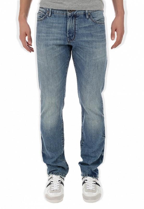 Зауженные джинсы Boss Orange 50245437: изображение 1