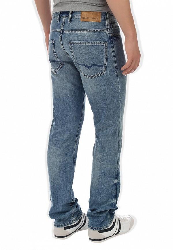 Зауженные джинсы Boss Orange 50245437: изображение 3