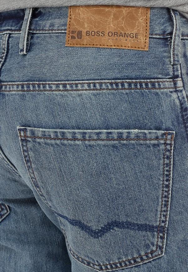 Зауженные джинсы Boss Orange 50245437: изображение 5