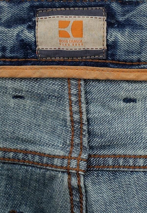 Зауженные джинсы Boss Orange 50245437: изображение 7