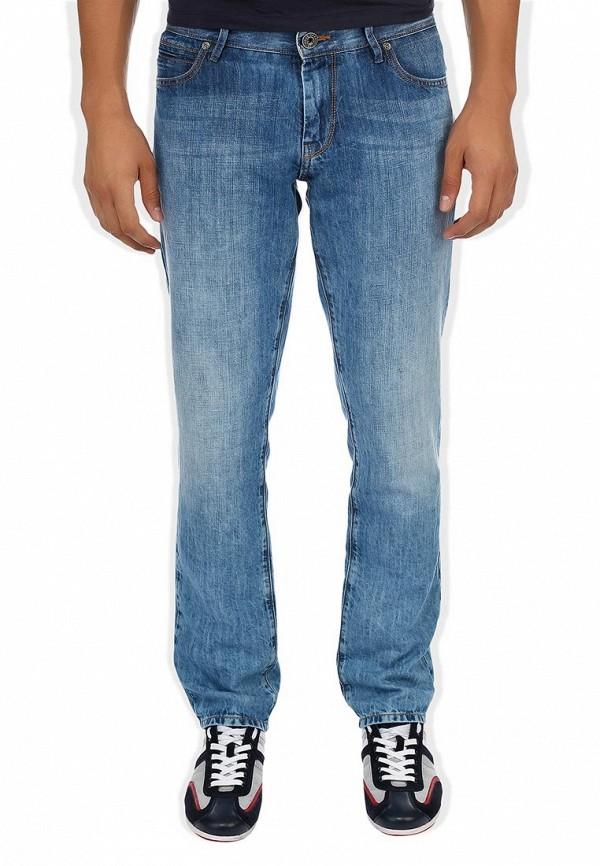 Мужские прямые джинсы Boss Orange 50244336: изображение 1