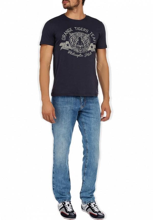 Мужские прямые джинсы Boss Orange 50244336: изображение 6