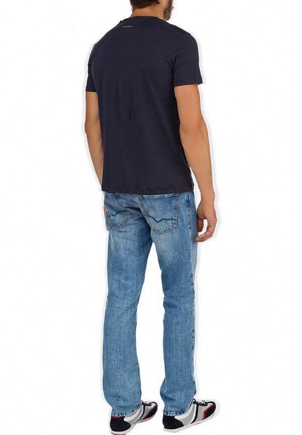 Мужские прямые джинсы Boss Orange 50244336: изображение 8