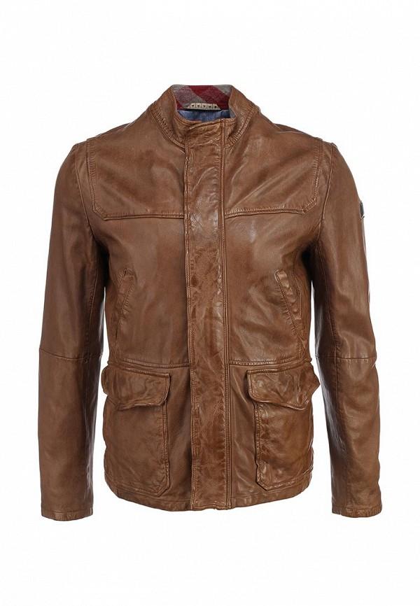 Кожаная куртка Boss Orange 50297050