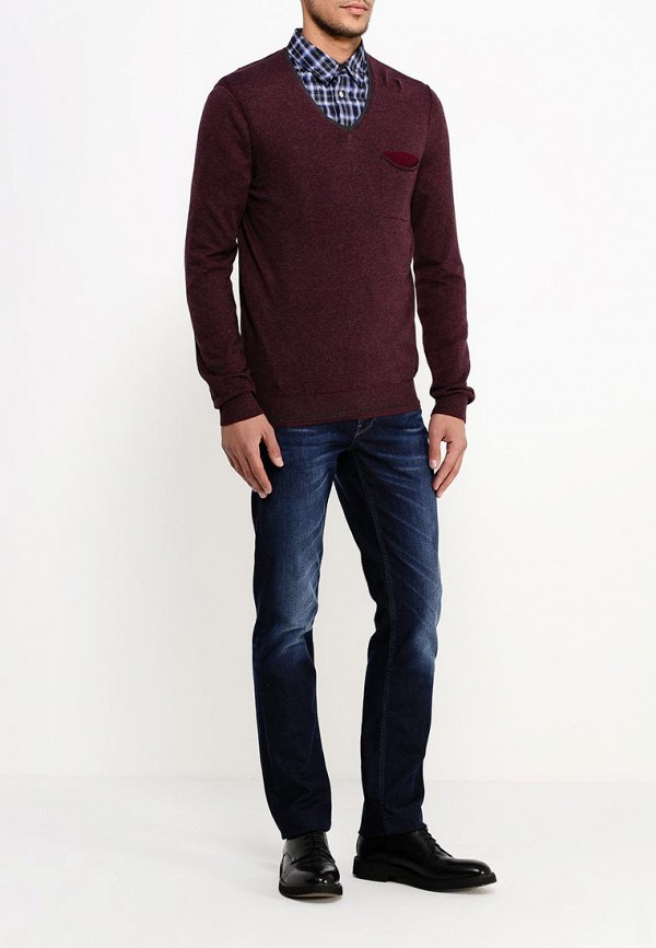 Пуловер Boss Orange 50299945: изображение 2