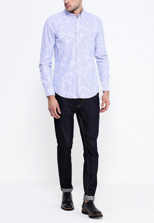 Рубашка с длинным рукавом Boss Orange 50295687: изображение 4