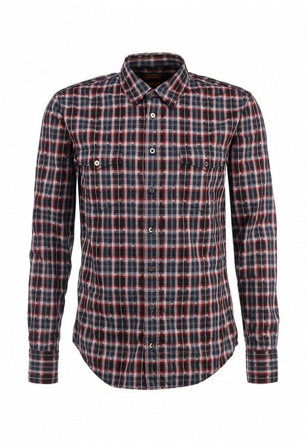 Рубашка с длинным рукавом Boss Orange 50295704: изображение 1