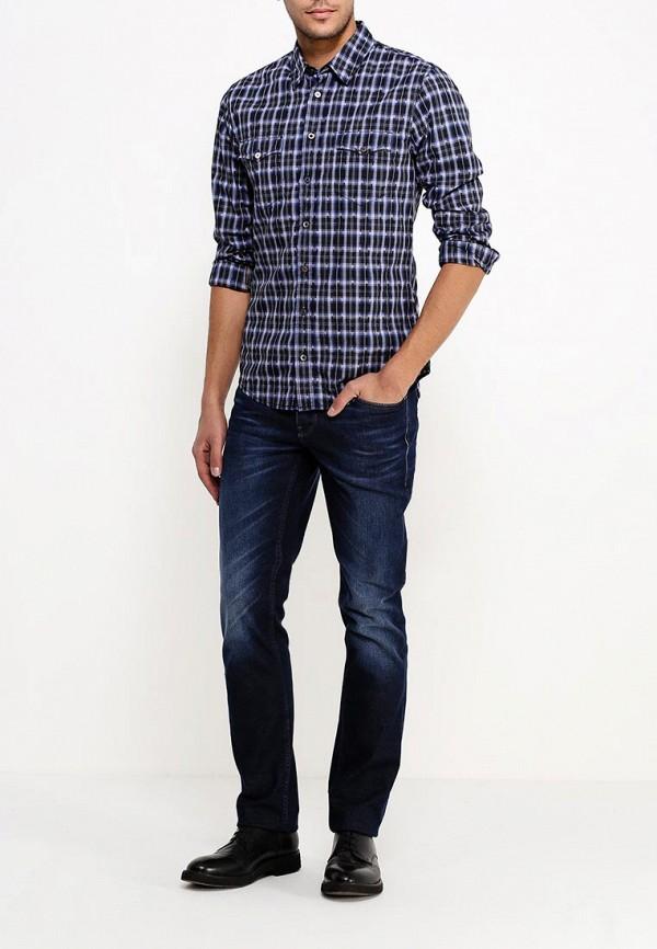 Рубашка с длинным рукавом Boss Orange 50295704: изображение 2
