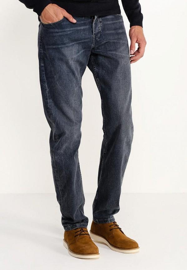 Зауженные джинсы Boss Orange 50298638: изображение 4