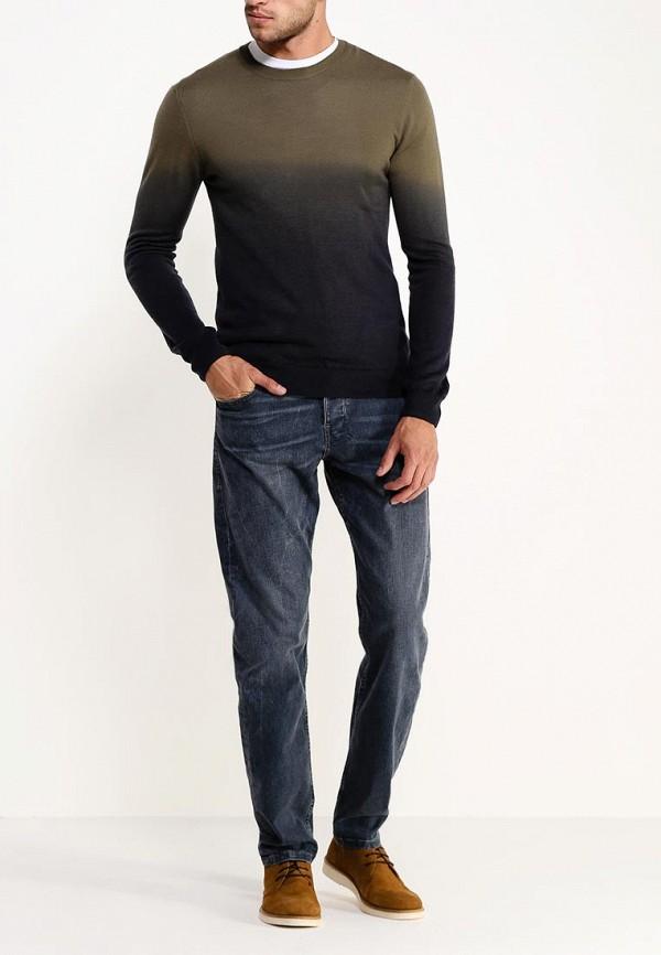 Зауженные джинсы Boss Orange 50298638: изображение 6