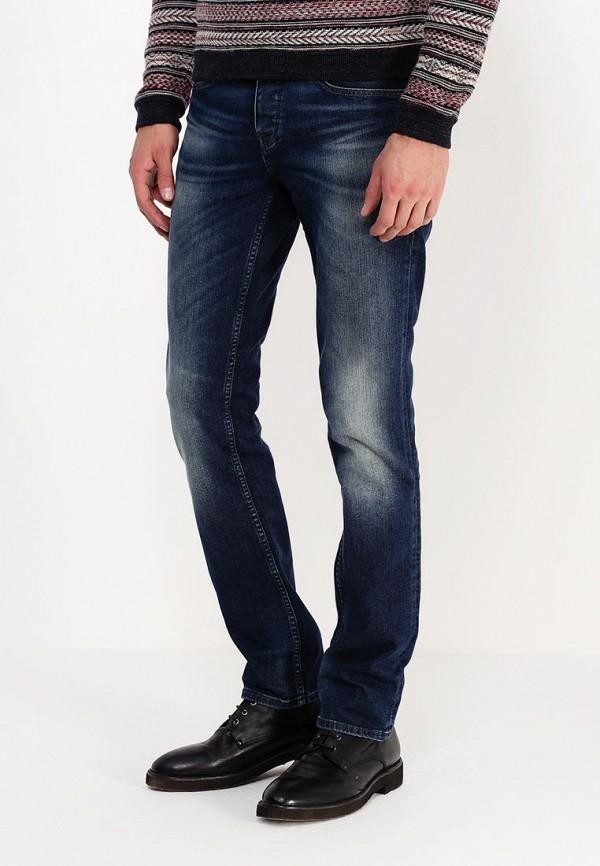 Мужские прямые джинсы Boss Orange 50299419: изображение 3