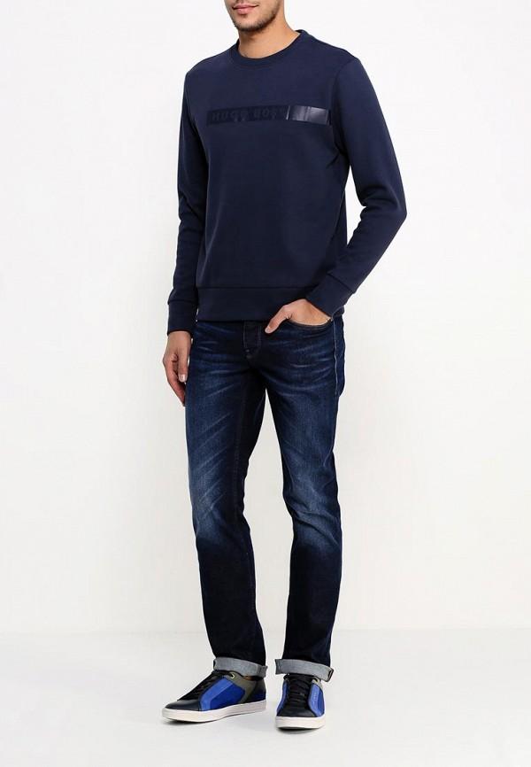 Зауженные джинсы Boss Orange 50298044: изображение 2