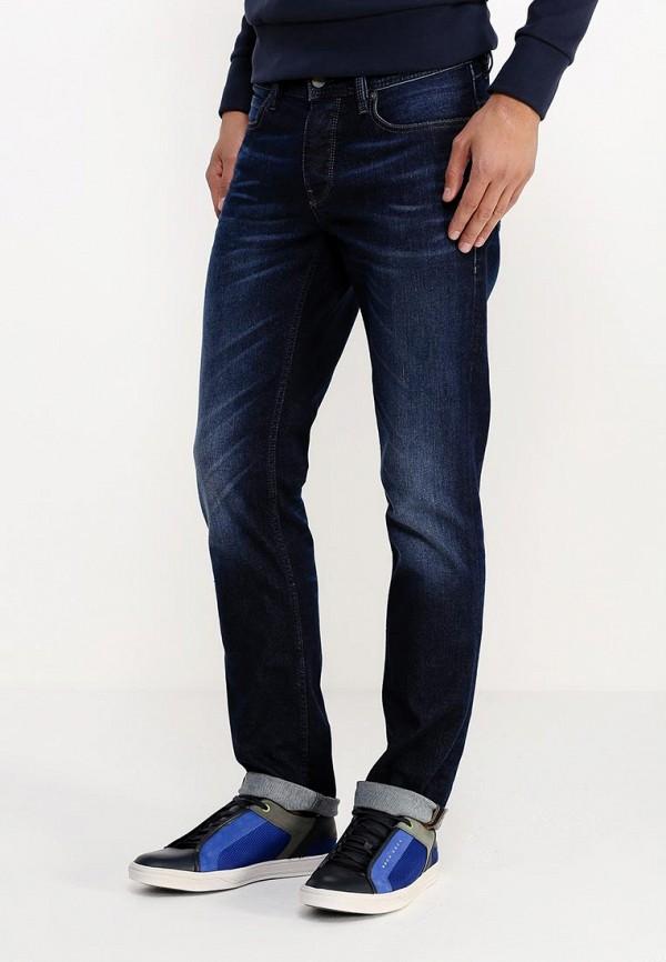 Зауженные джинсы Boss Orange 50298044: изображение 3