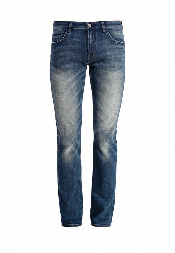 Зауженные джинсы Boss Orange 50299380: изображение 1