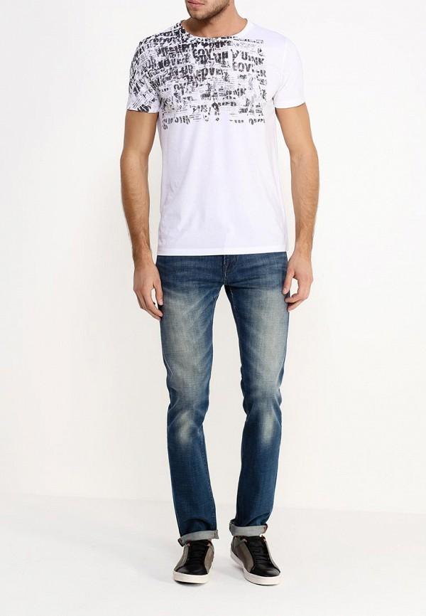 Зауженные джинсы Boss Orange 50299380: изображение 2