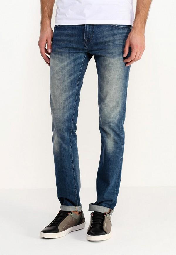 Зауженные джинсы Boss Orange 50299380: изображение 3