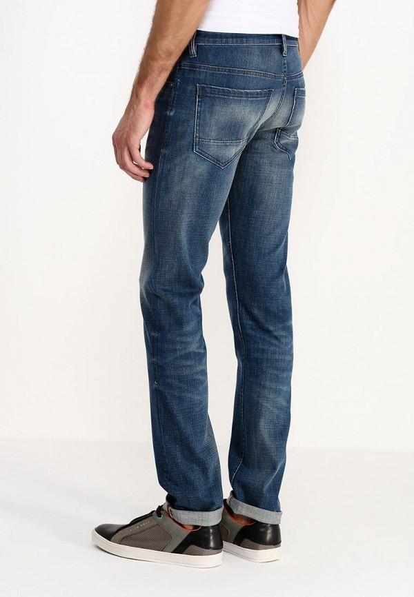 Зауженные джинсы Boss Orange 50299380: изображение 4